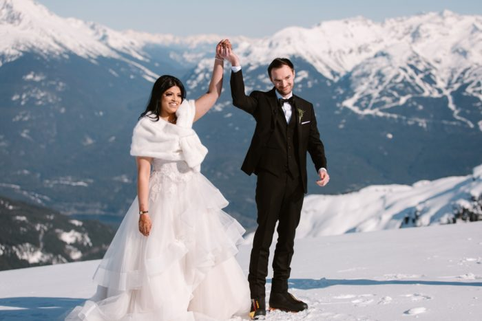 Mountaintop Elopement In Whistler Karizma Photography15