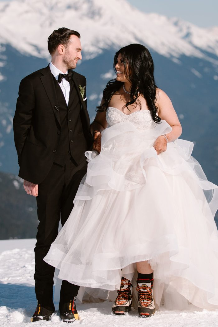 Mountaintop Elopement In Whistler Karizma Photography17