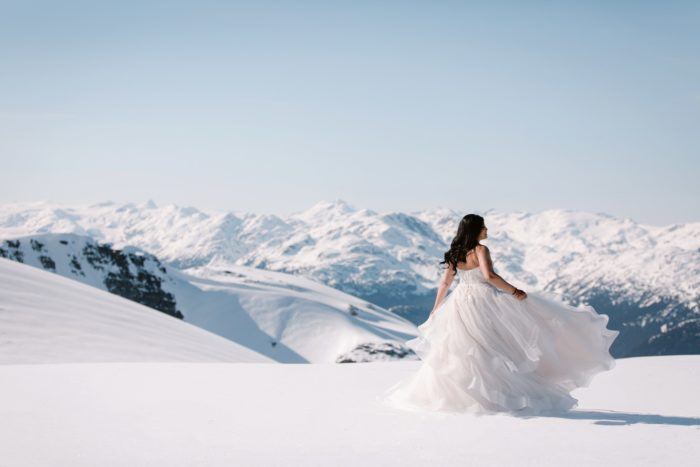 Mountaintop Elopement In Whistler Karizma Photography19