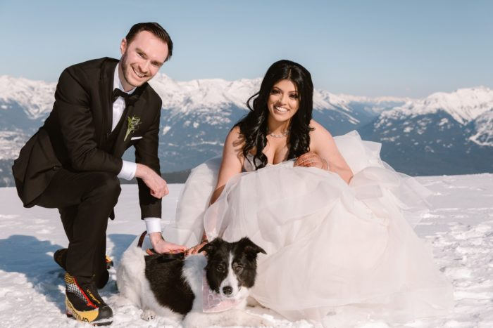 Mountaintop Elopement In Whistler Karizma Photography20
