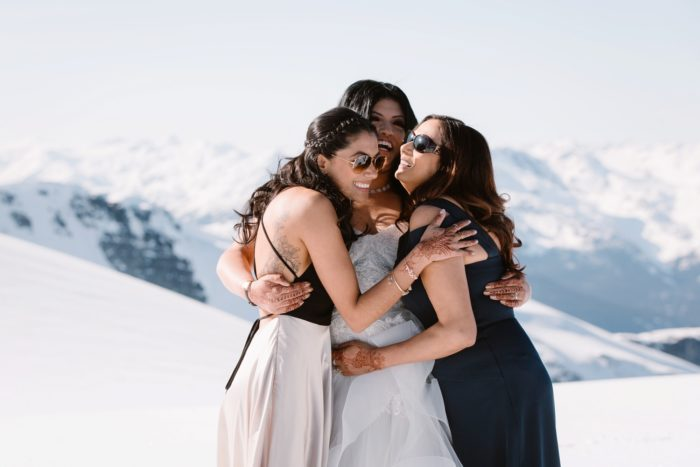 Mountaintop Elopement In Whistler Karizma Photography22