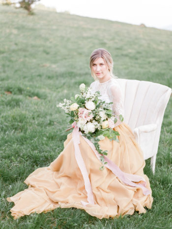 Mustard Yellow Weddings