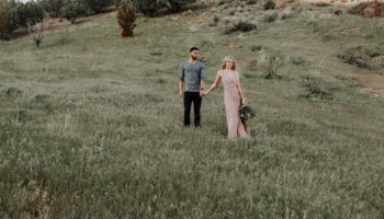 Nature Inspired Engagement Shoot In Idaho Abbey Armstrong Photography10