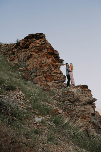 Nature Inspired Engagement Shoot In Idaho Abbey Armstrong Photography13