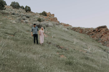 Nature Inspired Engagement Shoot In Idaho Abbey Armstrong Photography20