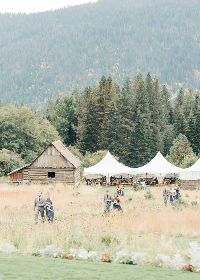 Outdoor Weddings In Washington