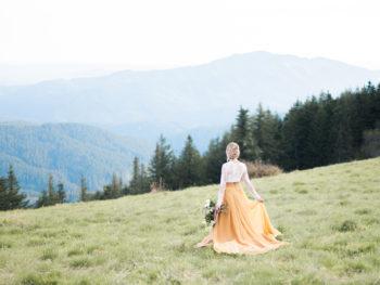 Romantic Bridal Wear
