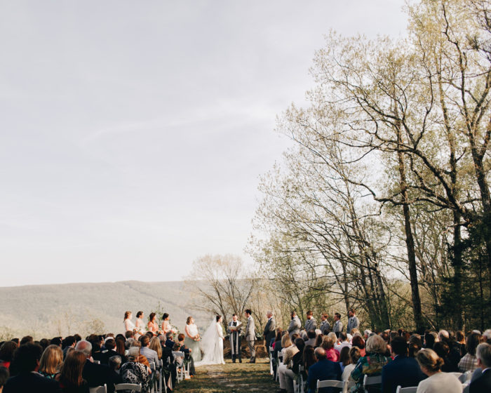 Romantic Weddings In Tennessee