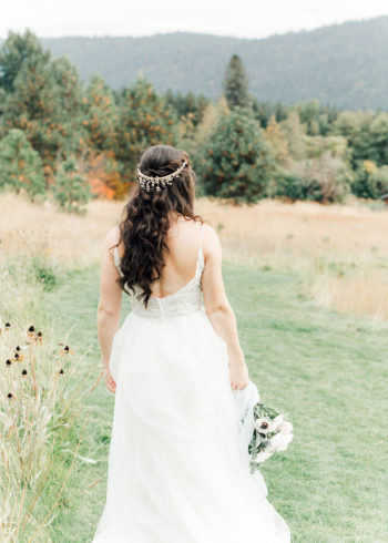 Romantic Weddings In Washington