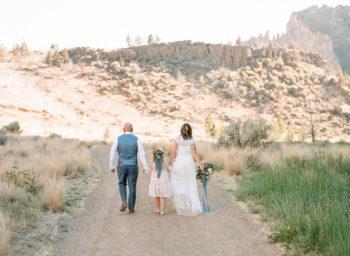Smith Rock State Park Weddings
