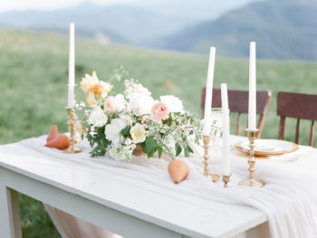 Vibrant And Summery Hillside Bridal Session12