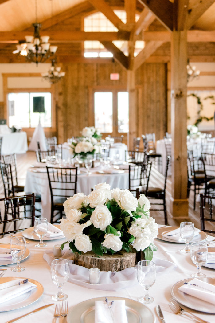White And Green Weddings