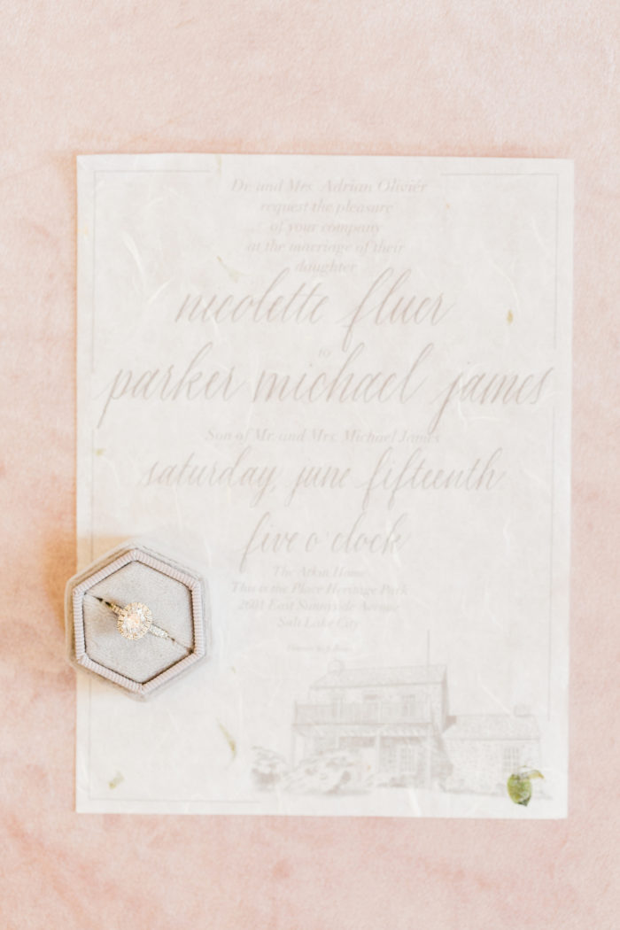 Southern Charm Wedding Inspiration In The Utah Mountains Moose Studio01