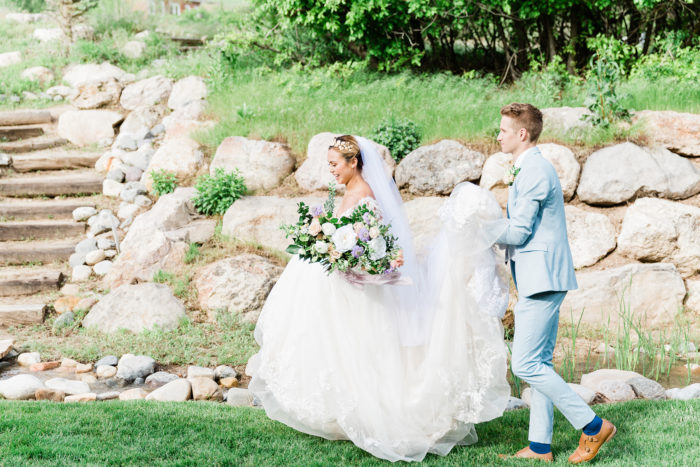 Southern Charm Wedding Inspiration In The Utah Mountains Moose Studio13