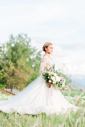 Southern Charm Wedding Inspiration In The Utah Mountains Moose Studio26