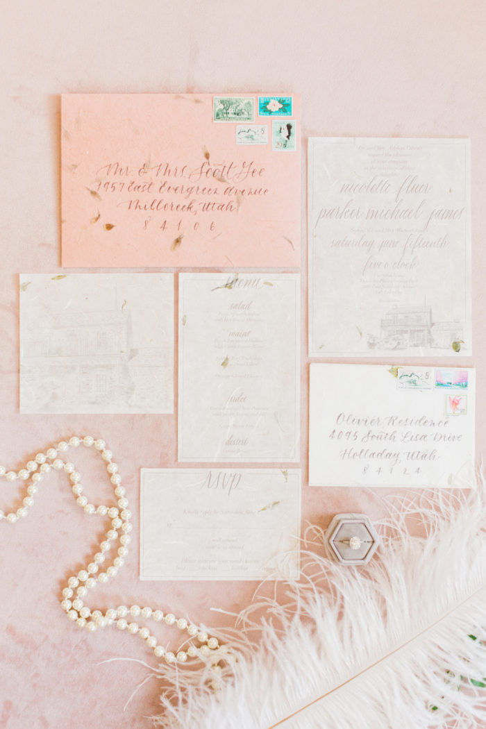 Southern Charm Wedding Inspiration In The Utah Mountains Moose Studio27