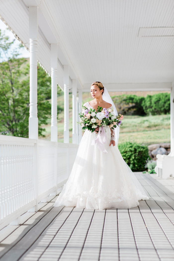 Southern Charm Wedding Inspiration In The Utah Mountains Moose Studio30